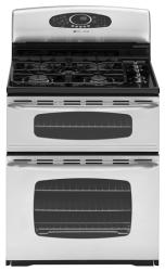 Brand: Maytag, Model: MGR6875ADW, Color: Stainless Steel