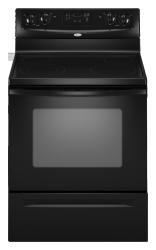 Brand: Whirlpool, Model: WFE361LVQ, Color: Black
