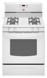 Brand: MAYTAG, Model: MGR7661WW, Color: White