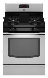 Brand: MAYTAG, Model: MGR7661WW, Color: Stainless Steel