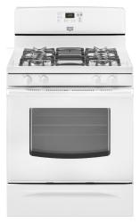 Brand: Maytag, Model: MGR7662WW, Color: White