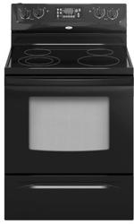 Brand: Whirlpool, Model: RF265LXTS, Color: Black on Black