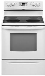 Brand: Whirlpool, Model: , Color: White on White