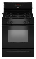 Brand: MAYTAG, Model: MGR7665WB, Color: Black