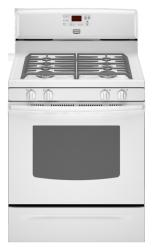 Brand: MAYTAG, Model: MGR7665WB, Color: White