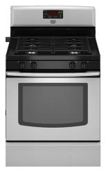 Brand: MAYTAG, Model: MGR7665WB, Color: Stainless Steel