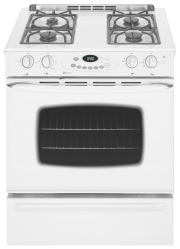 Brand: MAYTAG, Model: MGS5752BDS, Color: White
