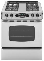 Brand: MAYTAG, Model: MGS5752BDS, Color: Stainless Steel