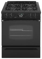 Brand: MAYTAG, Model: MGS5775BDW, Color: Black