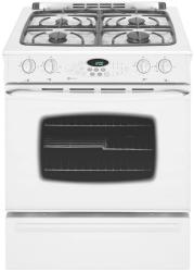Brand: MAYTAG, Model: MGS5875BDW, Color: White