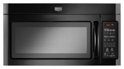 Brand: MAYTAG, Model: MMV5208W, Color: Black