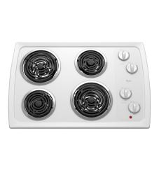 Brand: Whirlpool, Model: RCS3014RT, Color: White on White