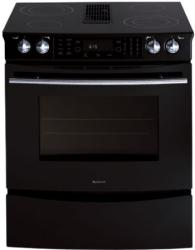 Brand: Jenn-Air, Model: JES9900BAB, Color: Floating Black Glass
