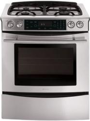 Brand: Jennair, Model: JGS8750BDS, Color: Stainless Steel
