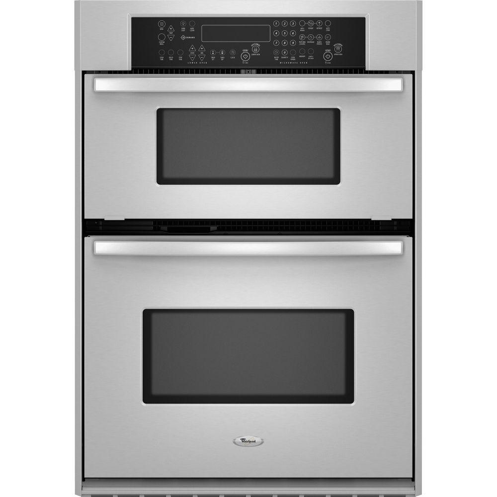Rmc305pvs Whirlpool Rmc305pvs Double Wall Ovens