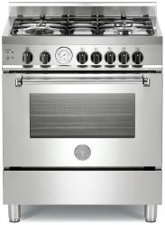 Brand: Bertazzoni, Model: A304GGVXSLP, Fuel Type: Natural Gas