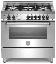 Brand: Bertazzoni, Model: A365GGVXSLP, Fuel Type: Natural Gas
