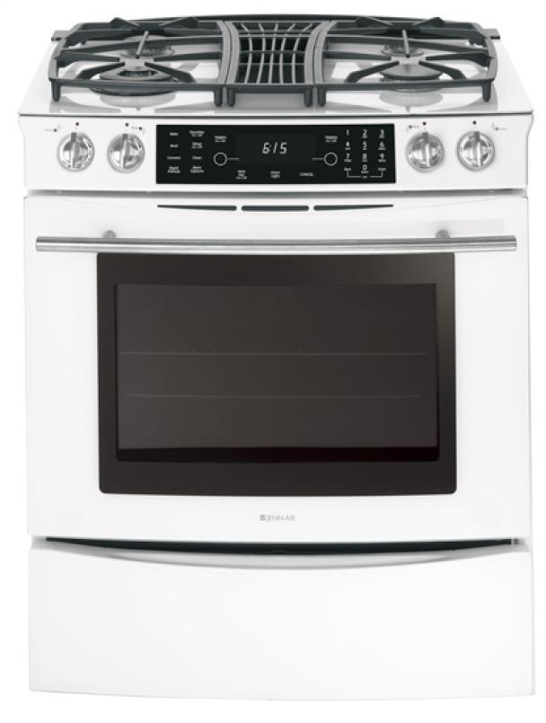 Jgs9900bds Jenn Air Jgs9900bds Gas Slide In Ranges