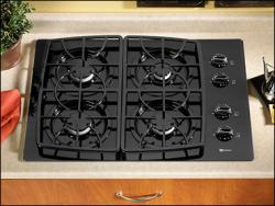Brand: Maytag, Model: MGC6430BDW, Color: Black