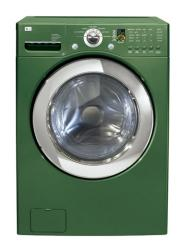 Brand: LG, Model: WM2233HS, Color: Emerald Green