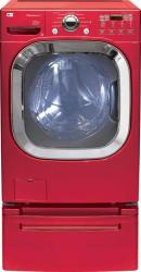 Brand: LG, Model: WM2801HRA, Color: Wild Cherry Red