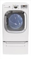 Brand: LG, Model: DLG2602R, Color: White