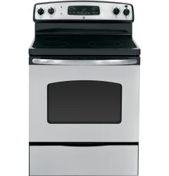 Brand: GE, Model: JB400DPWW, Color: Stainless Steel