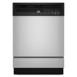 Brand: MAYTAG, Model: MDB4629AWS, Color: Stainless Steel with Black