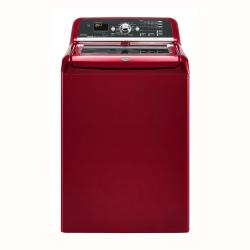Brand: Maytag, Model: MVWB750WQ, Color: Crimson Red