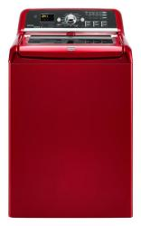 Brand: MAYTAG, Model: MVWB850WR, Color: Crimson Red