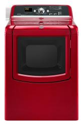 Brand: Maytag, Model: MEDB850WB, Color: Crimson Red