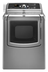 Brand: Maytag, Model: MEDB850WB, Color: Lunar Silver