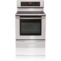 Brand: LG, Model: LRE30757SB, Color: Stainless Steel