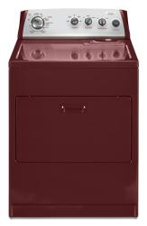 Brand: Whirlpool, Model: WED5700VW, Color: Magna Red Gloss
