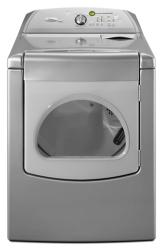 Brand: Whirlpool, Model: WED6600WL, Color: Silver