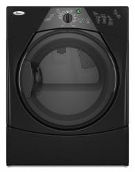 Brand: Whirlpool, Model: WED8300SB, Color: Black