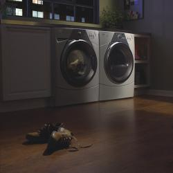 Brand: Whirlpool, Model: WED8300SW