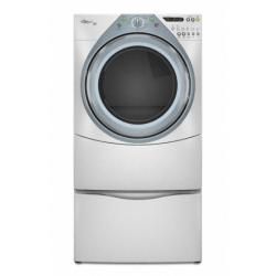 Brand: Whirlpool, Model: WED9400ST, Color: Ocean Blue