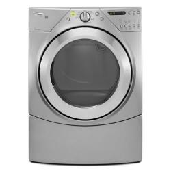 Brand: Whirlpool, Model: WED9450WW, Color: Lunar Silver