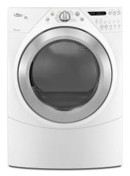 Brand: Whirlpool, Model: WED9550WW, Color: White