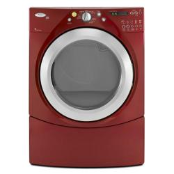 Brand: Whirlpool, Model: WGD9450WL, Color: Cranberry Red