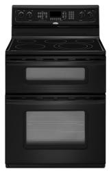 Brand: Whirlpool, Model: GGE350LWQ, Color: Black