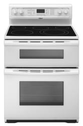 Brand: Whirlpool, Model: GGE350LWQ, Color: White-on-White