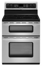 Brand: Whirlpool, Model: GGE350LWQ, Color: Stainless Steel