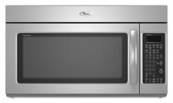 Brand: Whirlpool, Model: GMH5184XVT, Color: Stainless Steel
