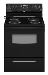 Brand: Whirlpool, Model: RF114PXST, Color: Black