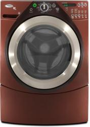 Brand: Whirlpool, Model: WFW9500TW, Color: Tuscan Chestnut