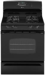 Brand: MAYTAG, Model: MGR5752BDW, Color: Black