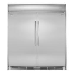 Brand: Frigidaire, Model: FPRH17D7KF, Style: 16.7 cu. ft. All-Refrigerator