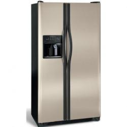 Brand: Frigidaire, Model: FRS6HR35KW, Color: Silver Mist